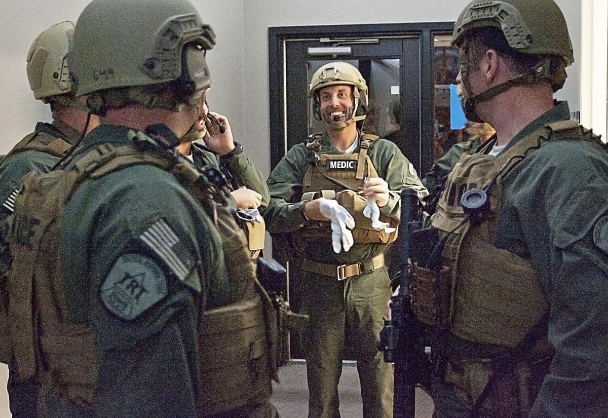 South Idaho tactical medical teams join SWAT teams to render