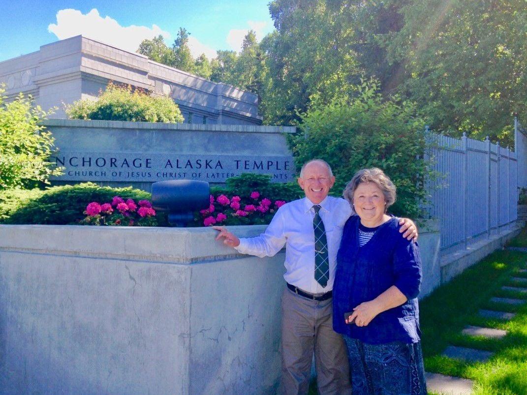 Douglas Charles Carlson and Deanna Eskelson Carlson 2