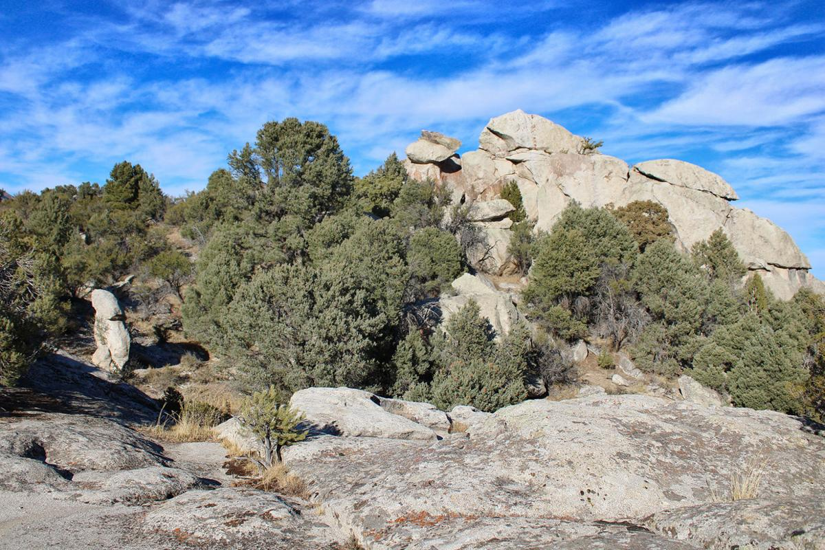City of Rocks Gibson Property Acquisition