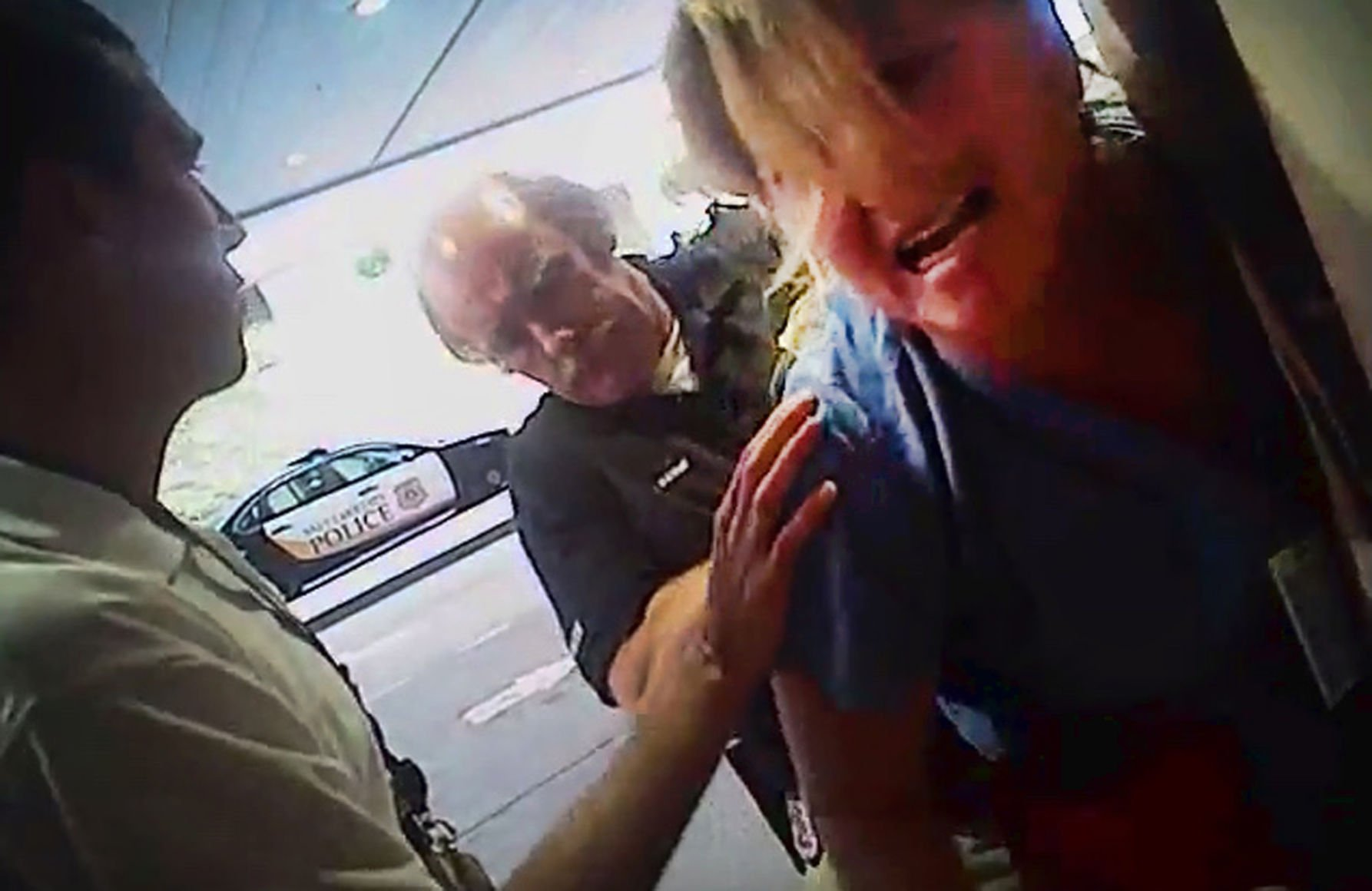 Utah police officer who arrested nurse fired from 2nd job