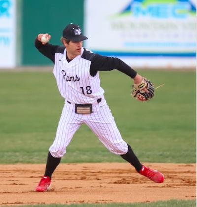 Kobe Holt Highland baseball