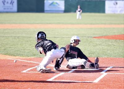 Luke Davis Highland baseball