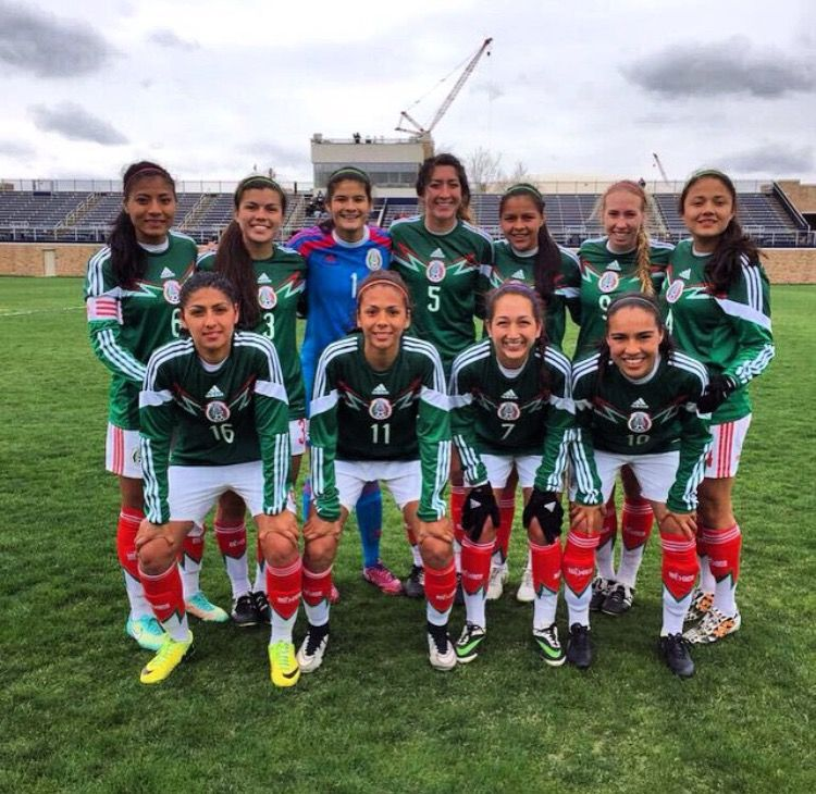American Falls' Maria Sanchez named to Mexico's World Cup ...
