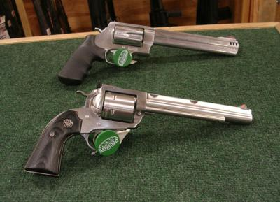 Handgun hunting with the Super Magnums
