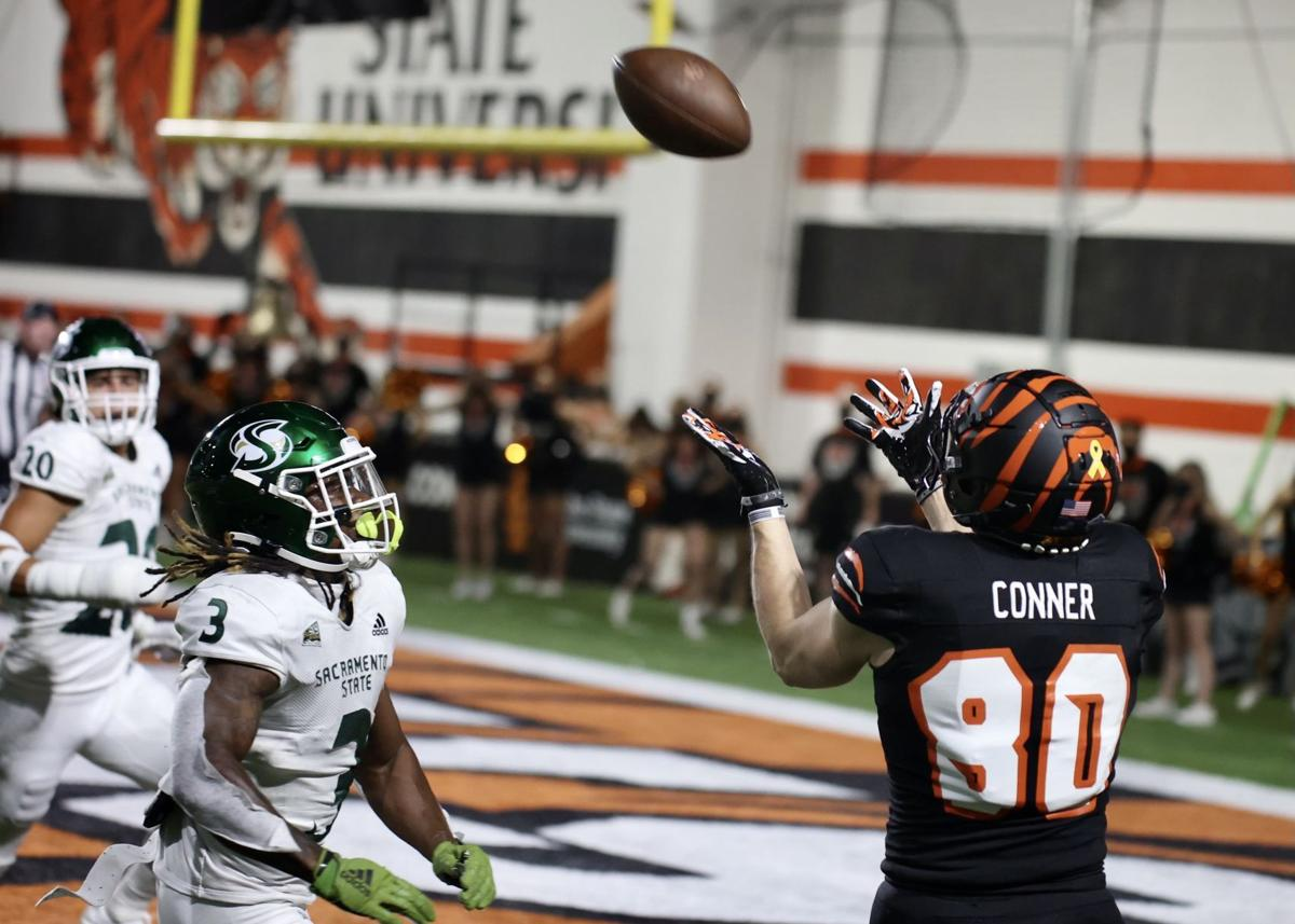 Tanner Conner Idaho State football