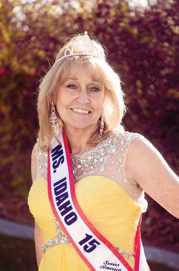 Ms. Idaho Senior America Debbie Bergendorf, of Pocatello, helps organize event to celebrate ...