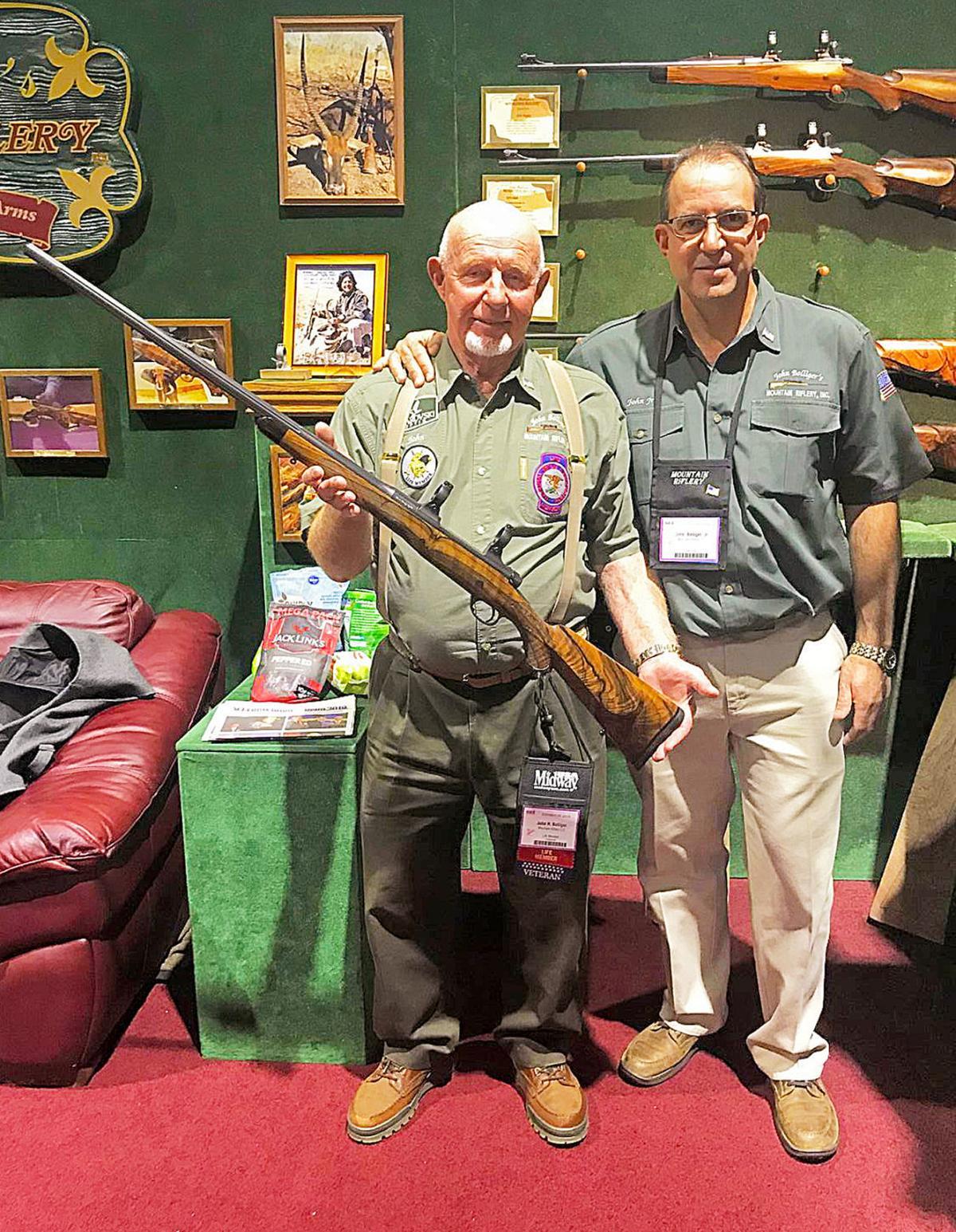 Bollinger rifle