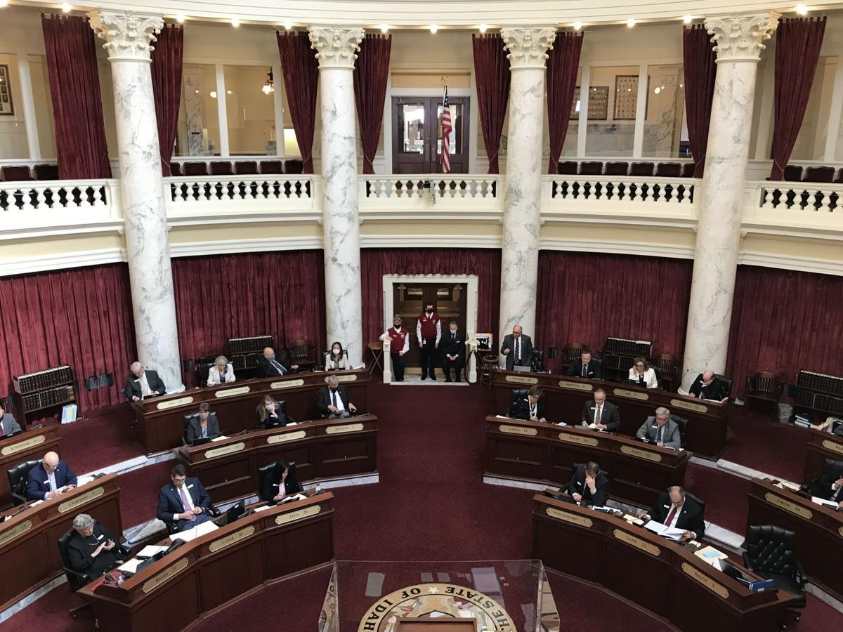 Idaho Senate 4-6-21