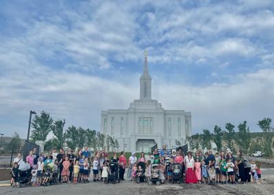 Temple trek