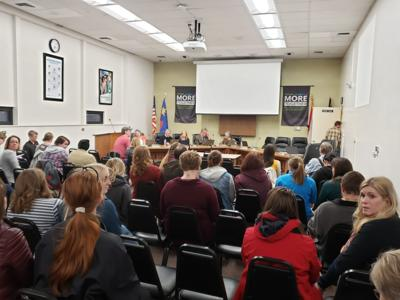 01-15-2019 Pocatello School Board on Orchestra