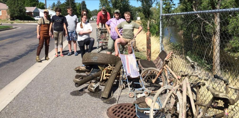 Portneuf River Cleanup (copy)