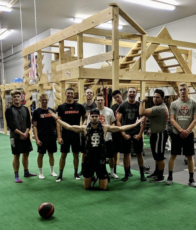 Idaho State club baseball team