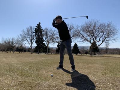 Daeson Moon golf