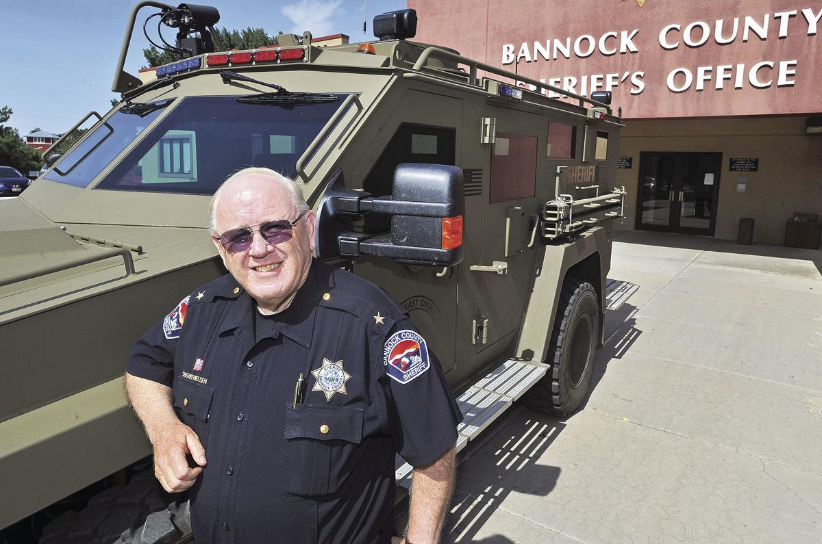 Sheriff Nielsen issues warning