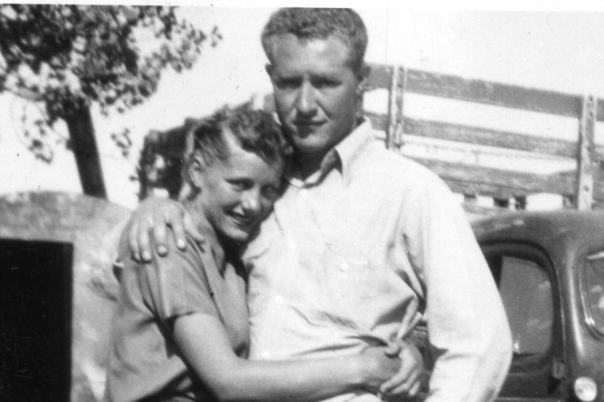 Mack and Joyce Losser 2