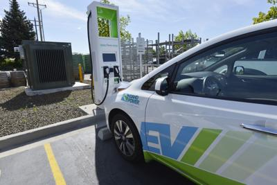 electric vehicle station