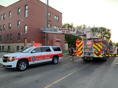 St. Anthony Place fire