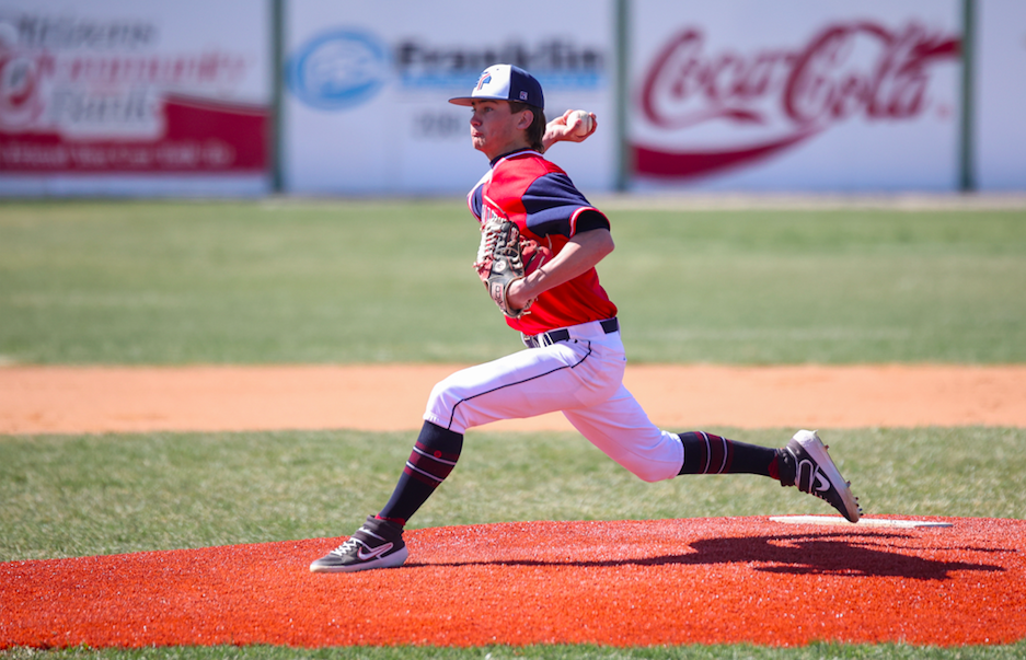 Brody Burch Pocatello Baseball 2