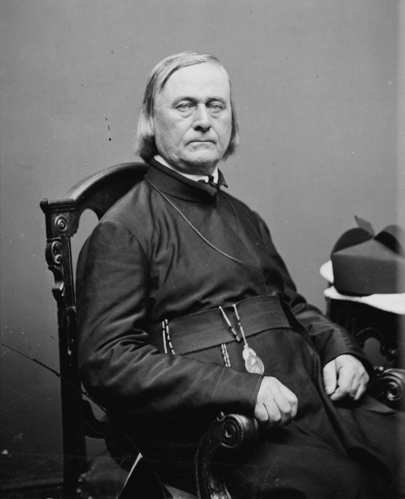 Father Pierre-Jean De Smet
