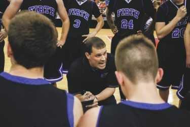 Scott Adams returning as boys basketball coach at Firth (copy)