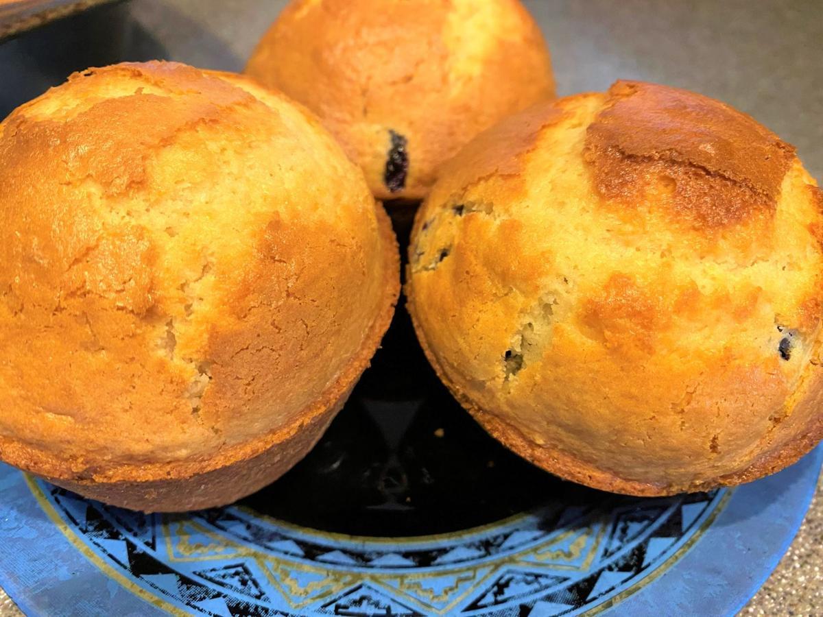 Belle's Pancake Mix Muffins