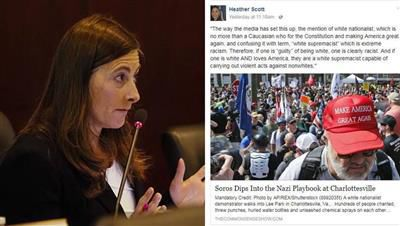 Rep. Scott defends white nationalists on Facebook