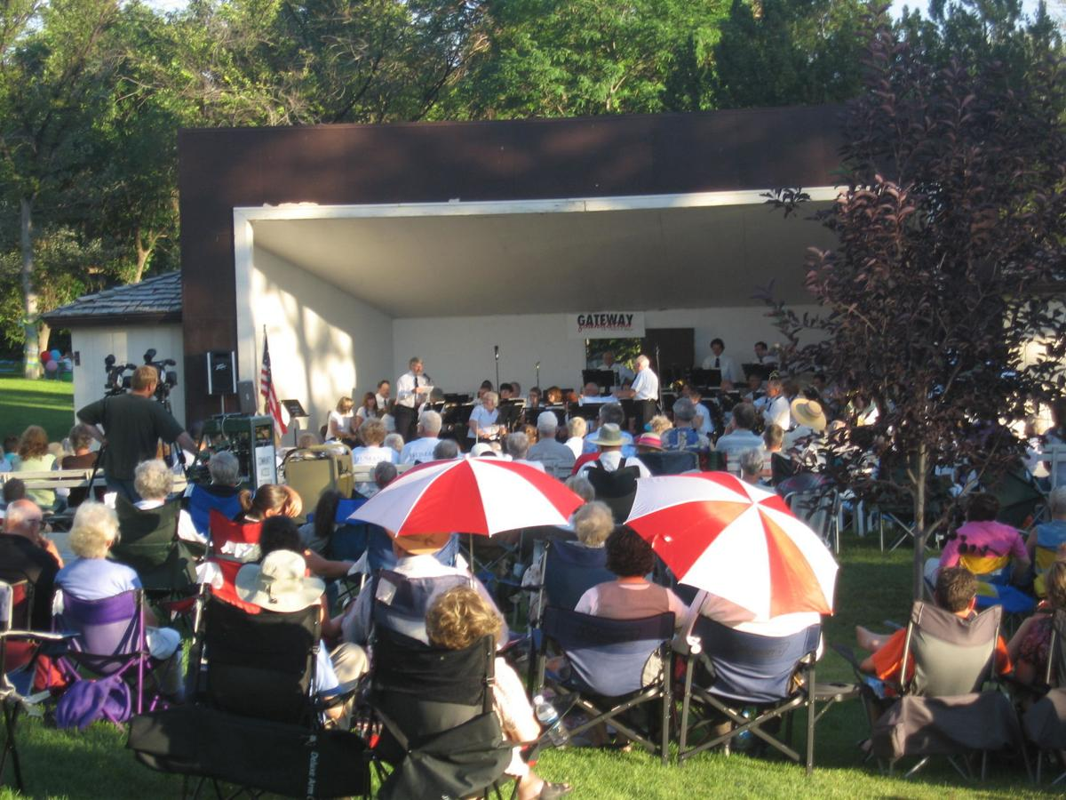 Pocatello Municipal Band