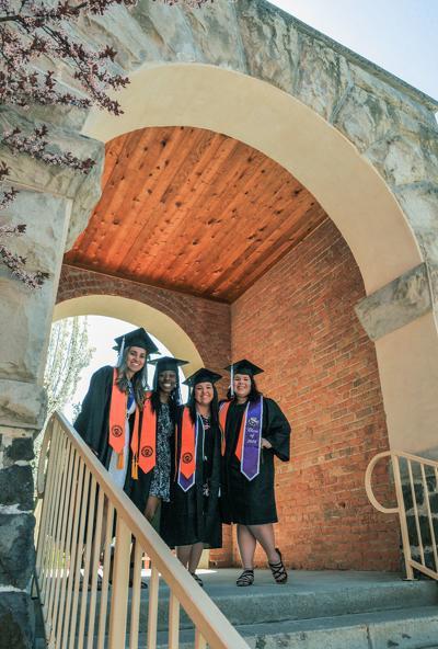 ISU March through the Arch
