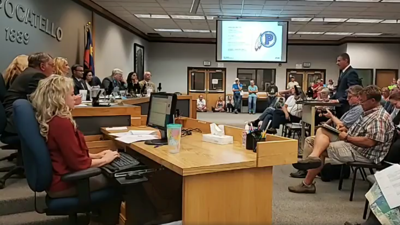 City Council grants appeal for SD25 Pocatello High Remodel