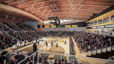 ICCU Arena design