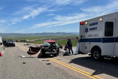 Highway 30 wreck