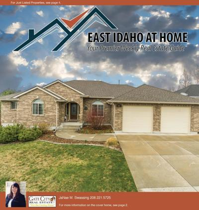 East Idaho At Home cover photo