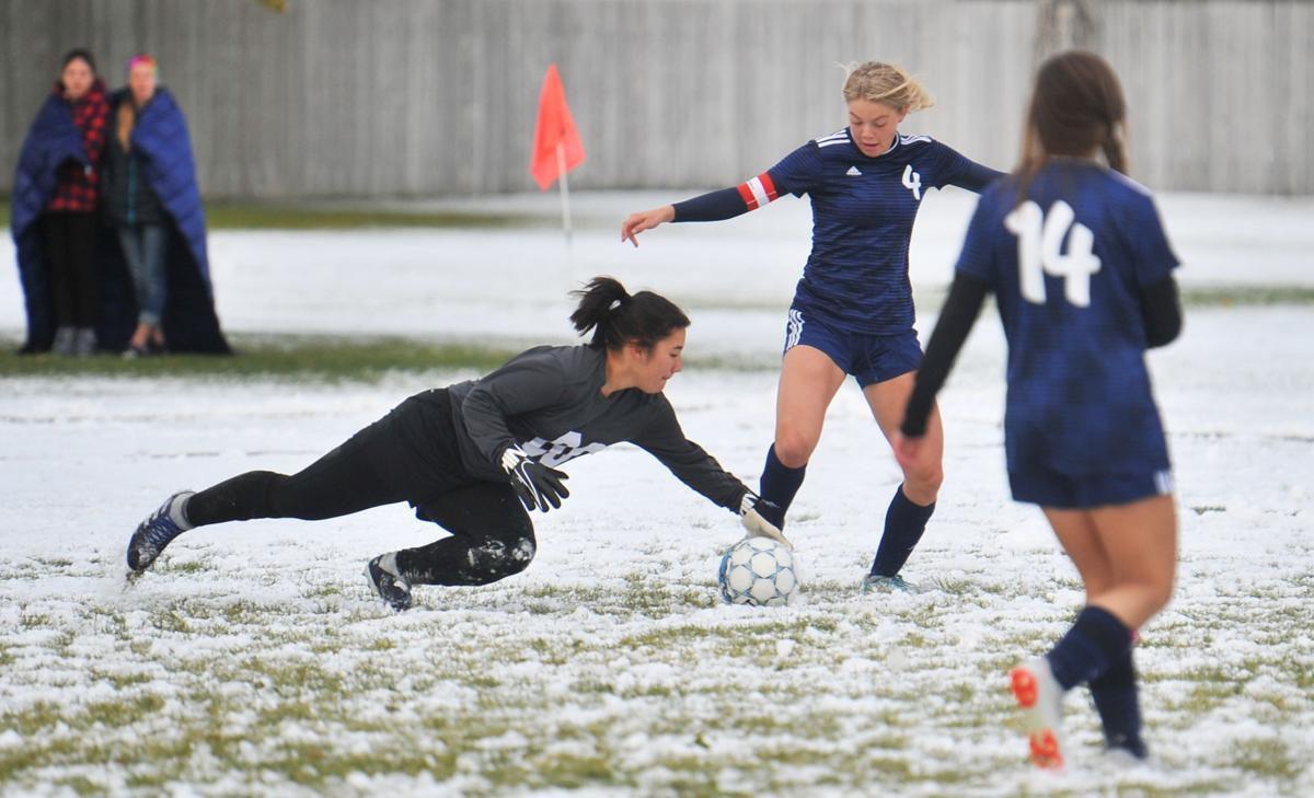 Pocatello girls soccer