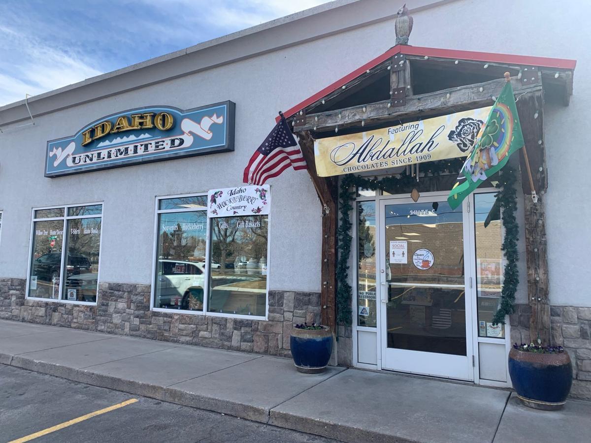 Idaho Unlimited outside