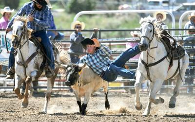 Casey Budge rodeo