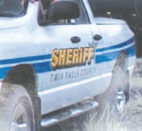 Twin Falls County Sheriff's Vehicle
