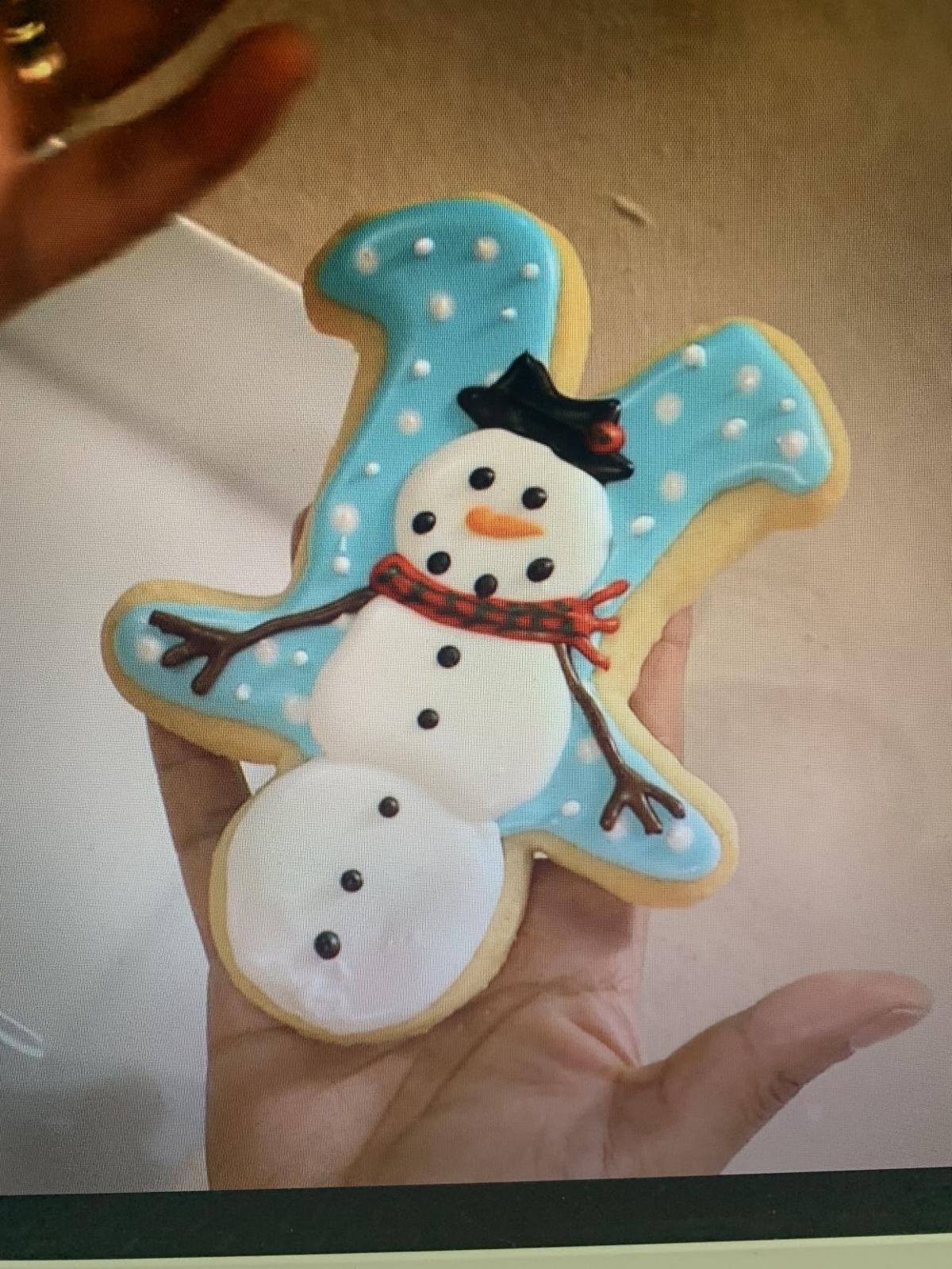Cookie challenge 5