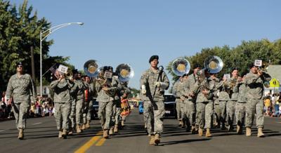 25th Army Marching Band to perform in this year's Fourth of