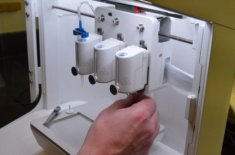Bioprinter 1