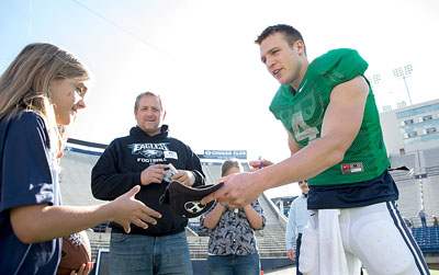 'I am definitely excited': Highland graduate named ...Taysom Hill Kids