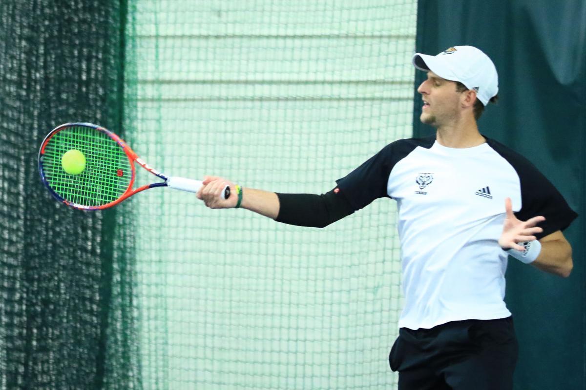 Gary Rendek ISU tennis
