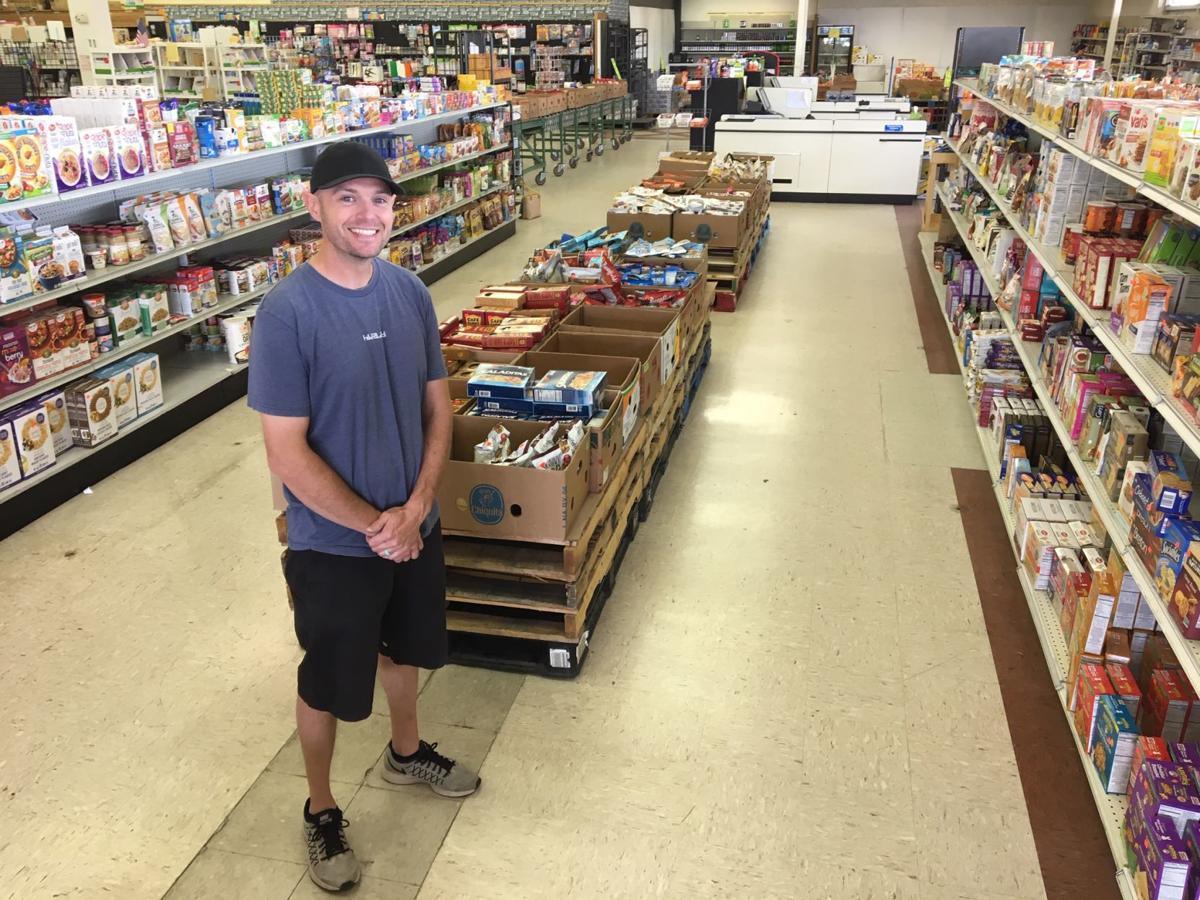 Idaho Grocery Outlet owner RJ Miller