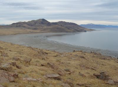 Officials consider allowing ATVs on Antelope Island