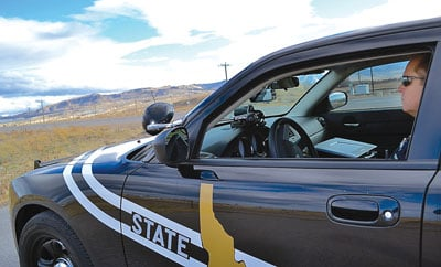 Sgt Matt Manning Of The Idaho State Police