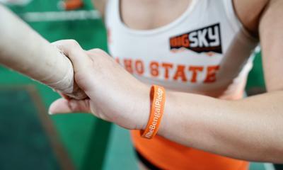 ISU wristband