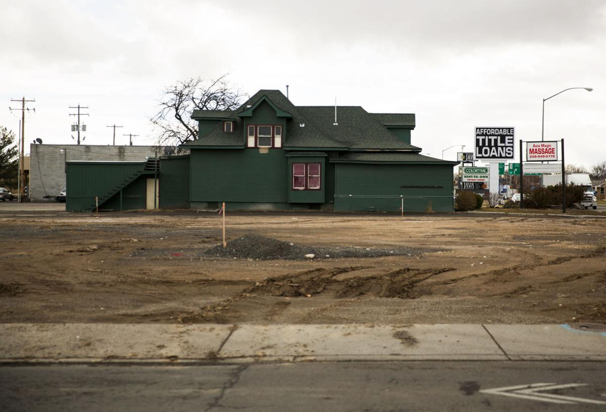 walmart carls jr and olive garden have building permits in twin falls - Olive Garden Francise