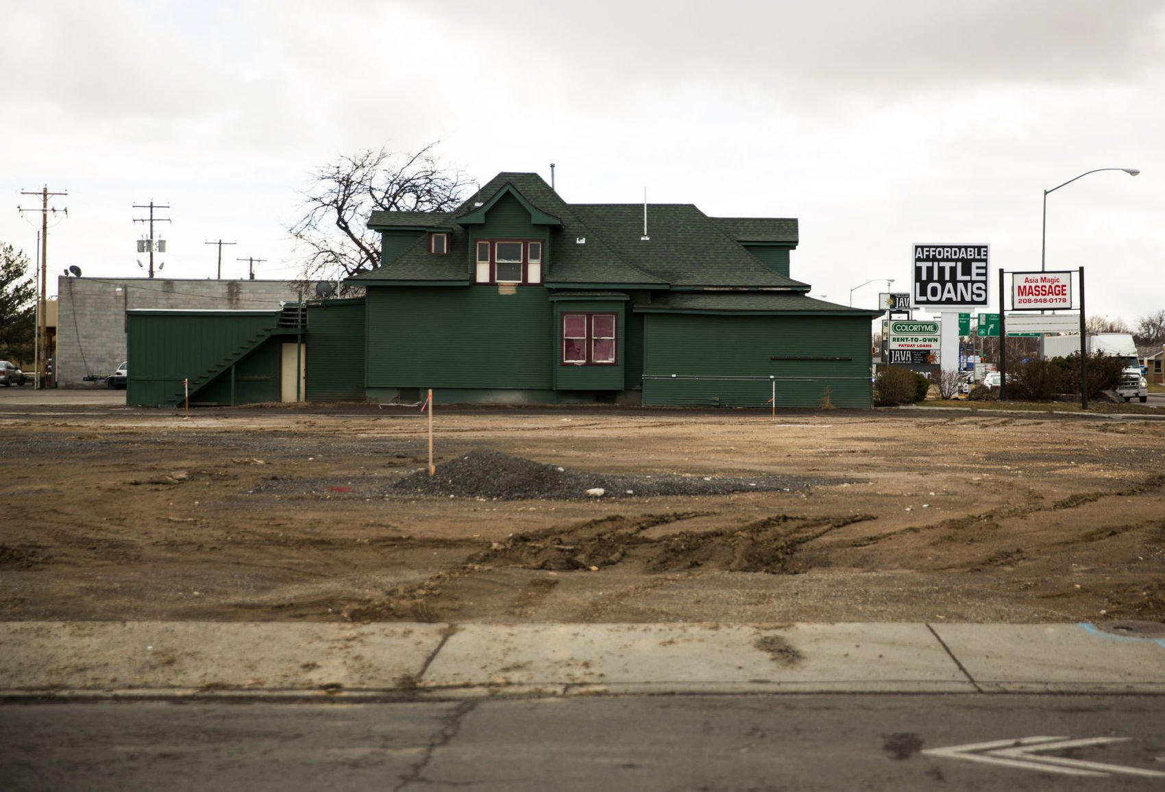 Walmart, Carlu0027s Jr. And Olive Garden Have Building Permits In Twin Falls