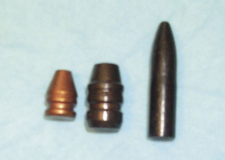 Polymer-coating of bullets and polymer composite bullets