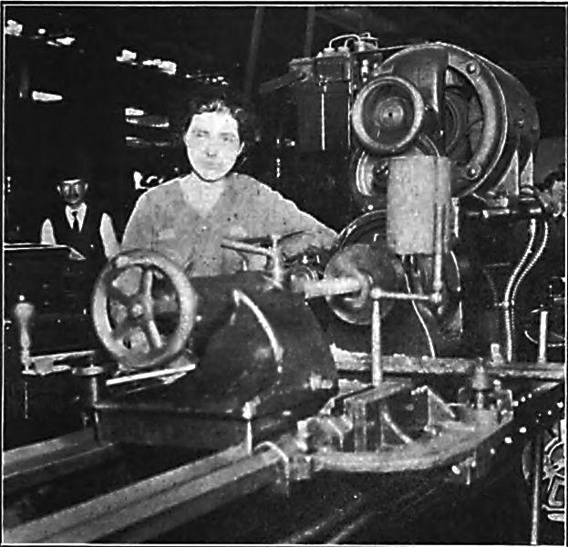 Women railroad