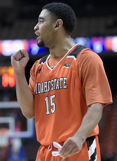 Boise State vs Idaho State Basketball